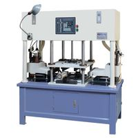 Sand Casting Machine Automatic Double Head Core Shooting Machine JD500
