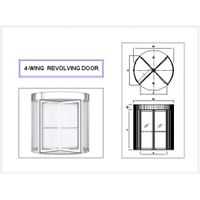 4-WING REVOLVING DOOR thumbnail image