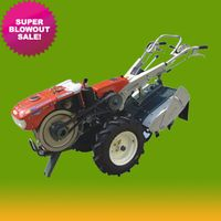 Agricultural two wheel walking tractor Power Tiller-Farm (Mubota M80)