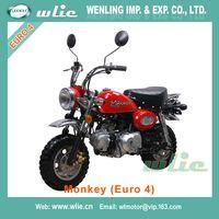 50cc/125cc Euro 4 EEC Motorcycle Monkey (Euro 4)
