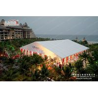 50x50m White Clear Span Tent for New Year Parties