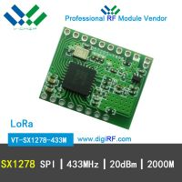 LOra Spreading High Sensitivity SX1278 Wireless Transceiver Module 433MHz thumbnail image