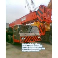 USED GROVE RT750 CRANE