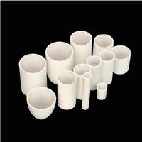 BeO Ceramic Crucible,High Thermal Conductivity Beryllium Oxide Beo Ceramic Crucibles,Crucible Materi