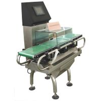 Automatic Online Small Packages Check Weigher Machine/Weight Checker with Rejector