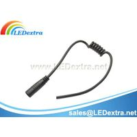 Coiled DC Power Cable