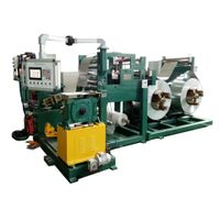 LV transformer winding machine dry type foil winding machine for distribution transformer BRJ-1000