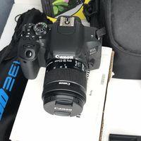 Canon EOS Rebel T7i800D 24.2MP Digital SLR thumbnail image
