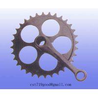 chainwheel  cycle crank thumbnail image