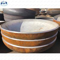 Elliptical Dished End For Pressure Vessel Or Boiler