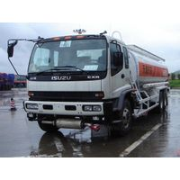 Isuzu 6X4 20000liters Carbon Steel Stainless Steel Aluminum Alloy Oil Tank Truck Fuel Transport Oil thumbnail image
