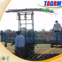 Agricultural sugar cane mini lifting machinery/automatic cane lifting machine/SL5 mini sugarcane lif thumbnail image