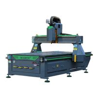 CNC Router machine 1325s woodworking machine easy operating with automatic lubrication system