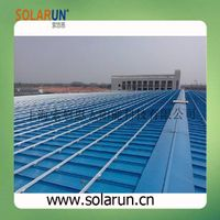 Rooftop Solar Brackets (Solarun Solar)
