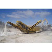 Mobile coal screen plant for sale