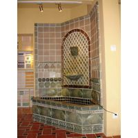 handmade ceramics tile