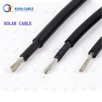 DC solar cable 4mm2 solar extension cable