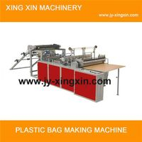 Double Photoelectric Bone of Hot Wind Bag Making Machine