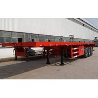 3 kinds of suspensions for container flat bed semi trailer thumbnail image