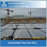 Underground waterproofing geosynthetic clay liner(GCL) thumbnail image