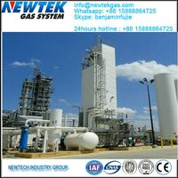 Insdusty Asu Air Gas Separation Oxygen Nitrogen Argon Generation Plant