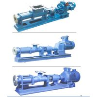 G,FG Single screw pump/rotary pump/slurry pump