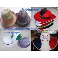 summer hat, fashion hat; thumbnail image