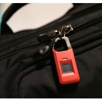 Midas Touch released Ultra-light Biometric Fingerprint Identification Padlock, Security for Suitcase thumbnail image