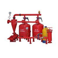 Combine irrigation filter