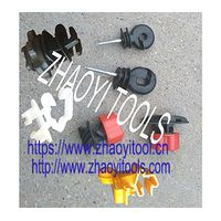 PIT series paddock fencing cable clips insulators
