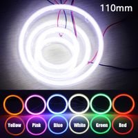 110mm Wholesale Halo Rings LED Angel Eyes DRL