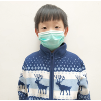 3ply Disposable protective mask for children CE&FDA thumbnail image