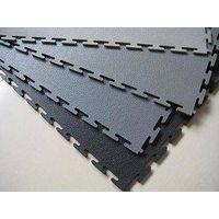 Plastic Interlocking floor tile thumbnail image