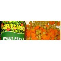 Canned Green Pea and Carrot