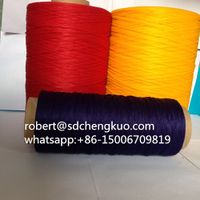 2500d color pp bcf yarn for carpet
