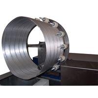 pure aluminum flexible duct forming machine ATM-A300 thumbnail image
