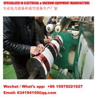 HV Winding machine Transformer Coils Transformer Wire Automatic Coil Winding Machine thumbnail image