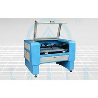 Automatic pack positioning label cutting machine HS-C9060 thumbnail image