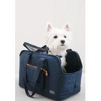 Andblank dog carrier