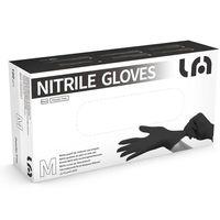 disposable BLACK Nitrile examination gloves blue nitrile gloves