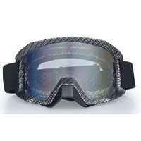 2016 new custom anti-fog motorcycle accessories goggles