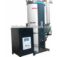 high thermal efficiency pellet fired boiler