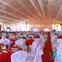Decorative wedding tent for sale in China
