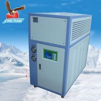 5HP industrial water-cooled water chiller