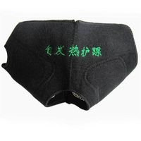 Nano heating magnetic ankle protector