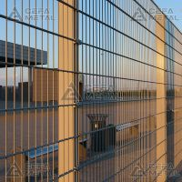 Double Wire Fence Double Wire Mesh Fence Chain Link Fence Supplier In China thumbnail image