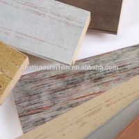 The Most Popular Shabby Style Wood Pattern Hot Stamping Foil For PS Photoframe in 2018 thumbnail image