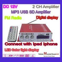 LED Light Car Amplifier