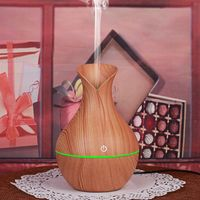 Aroma Ultrasonic Humidifier / Purifier Essential Oil Aroma Diffuser With Night Light