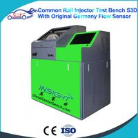 Automatic Common Rail Injector Test Bench S3D Euro iii IV Tester thumbnail image
